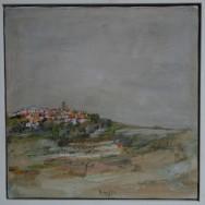 Gouache - Bodo Stauffer - St. Paul