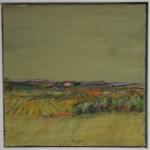Gouache - Bodo Stauffer - Provence
