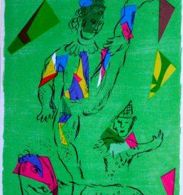 Grafiken Chagall