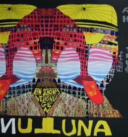 Kunstdruck - Hundertwasser - LunaLuna